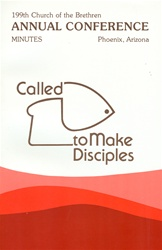 1985 Annual Conference Minutes: Called to Make Disciples