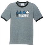 Be Disarming - Ringer T-shirt