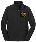 Church of the Brethren logo jacket
