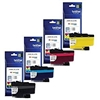SIP TAX Care Package BROTHER MFC-J5845DW (1) COMPLETE SET OF ULTRA INK LC3039 BLACK / LC3037 COLOR (OEM) (Yum members)