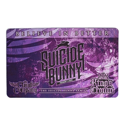 Suicide Bunny Family Build Mat