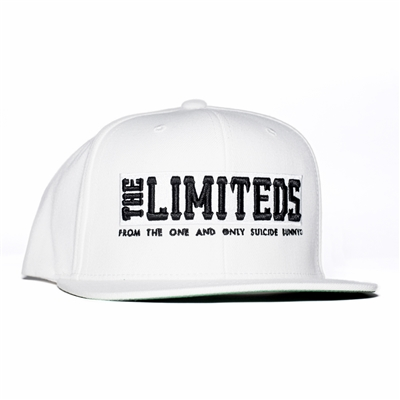 SB THE LIMITEDS Snapback White
