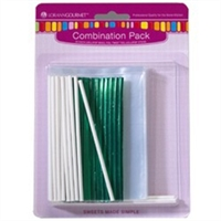 Combo Pack  Sticks, Bags & Twist Ties
