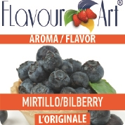 Flavour Art - Bilberry - 15mL