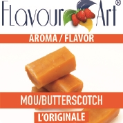 Flavour Art - Butterscotch - 120mL
