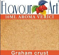 Flavour Art - Graham Crust - 120mL
