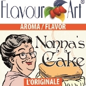Flavour Art - Nonna's Cake - 30mL