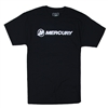 Mercury Lockup Tee - Black