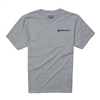 Level Tee - Oxford Grey