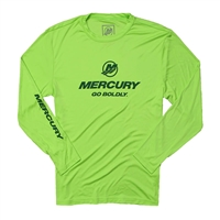 Competitor LS Performance Tee - Lime Shock