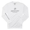 Competitor LS Performance Tee - White
