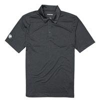 Endeavor Polo - Black Heather