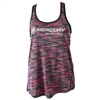 Ladies OGIO Verge Tank - Fierce Coral