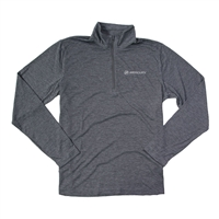 Mercury Triblend 1/4 Zip Pullover - Dark Grey