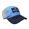 Fosston Cap - Columbia Blue / Navy / Grey