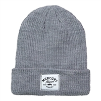 Shoreman Beanie - Steel Heather