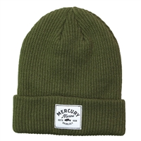 Shoreman Beanie - Surplus Green