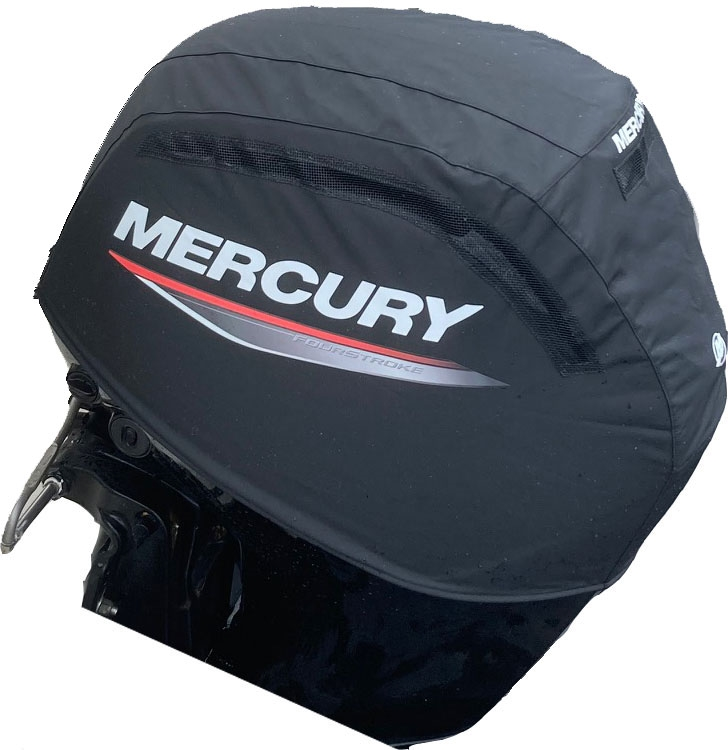 90HP 80HP Custom Fit Storage Covers for Mercury Fourstroke 75HP 100HP 115HP