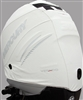 Vented Engine Splash Cover - Verado 6-Cylinder - White
