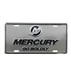 Mercury License Plate