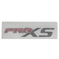ProXS 8-Inch Vinyl Decal