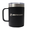 Mercury Basecamp 15oz Insulated Mug - Black