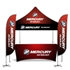 Deluxe Canopy Display Kit - Tent / Flags / Tablecloth