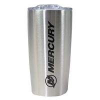 20oz Insulated Tumbler - Silver