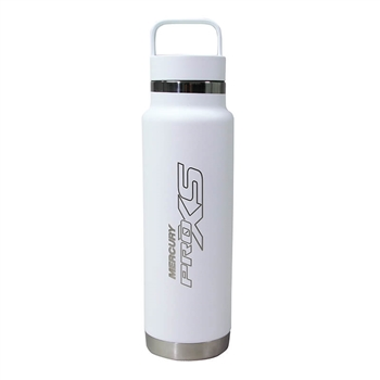 ProXS 20oz Insulated Bottle - White