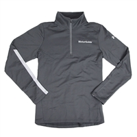 MotorGuide Ladies Under Armour Pullover - Graphite