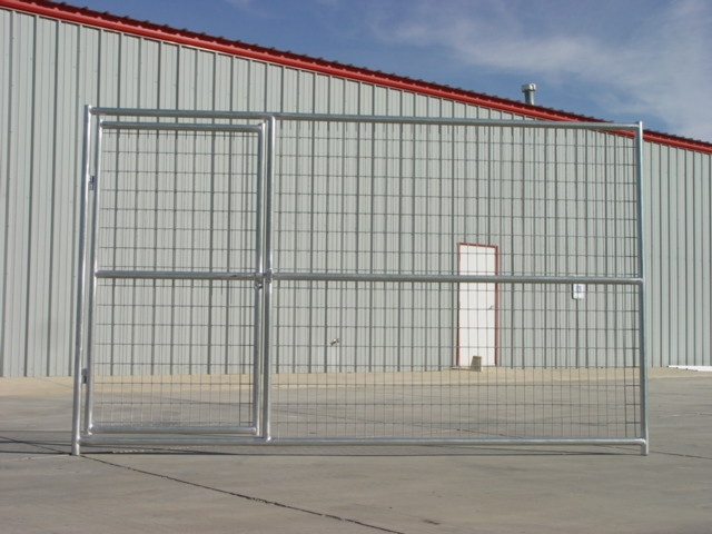 6 X 9 Dog Kennel Gate Panel Dog Kennel Gate Panels