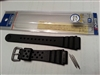 19mm SEIKO genuine rubber dive strap DAL3AB JDM