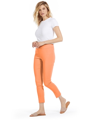 Techno Stretch Cropped Pant | Sunset