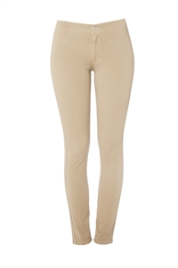 Cotton Twill Legging Jean