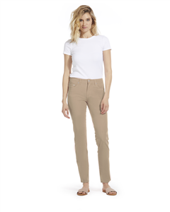 Cotton Twill Stretch Slim-Fit Jeans | Dunes
