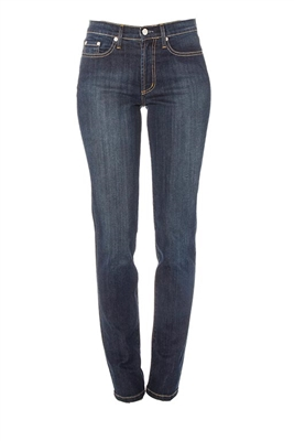 Classic Denim Slim-Fit Jeans