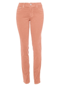 Slim-Fit Stretch Corduroy | Candy