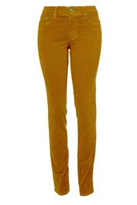Slim-Fit Stretch Corduroy | Dijon