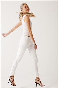 Cargo Slim Fit Jeans Style