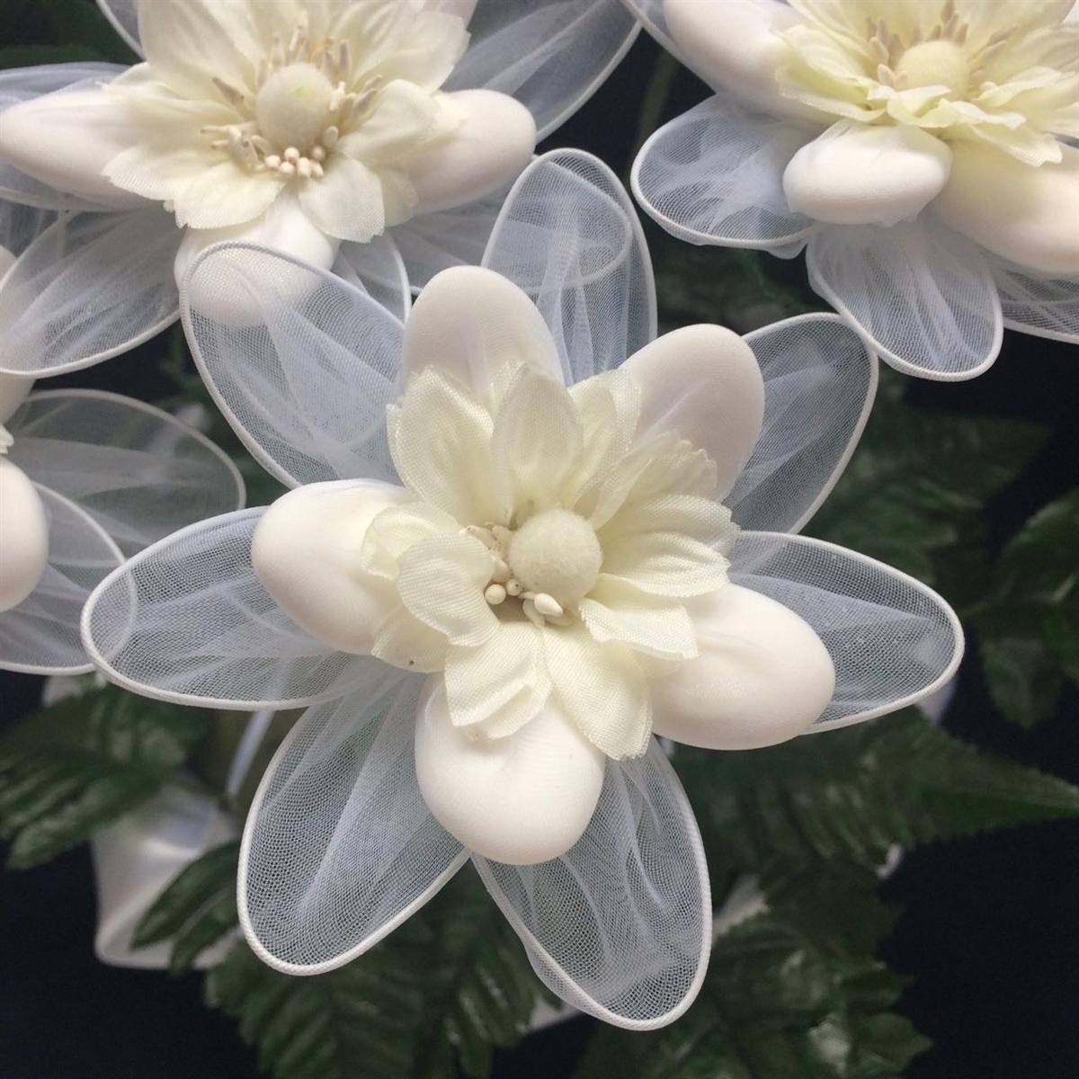 Elena Gerbera Daisy Confetti Flower