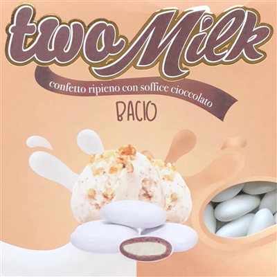 Two Milk Bacio by Confetti Maxtris