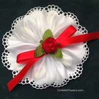Modena Ribbon Flower