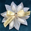 Portofino Ribbon Flower