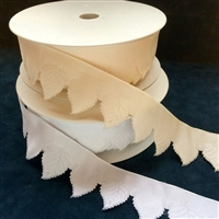 Biella Ribbon Flower Roll