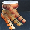 Trentino Fall Ribbon Flower Roll