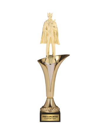 Typhoon Cup<BR> King Trophy<BR> 11.5 to 14.5 Inches