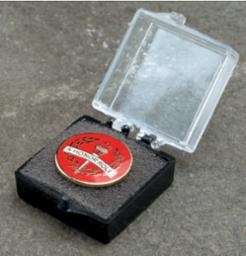 Award Pin Presentation Box