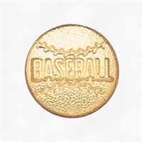 Chenille Pin<BR> Baseball