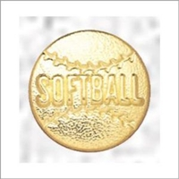 Chenille Pin<BR> Softball