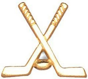Chenille Pin<BR> Hockey